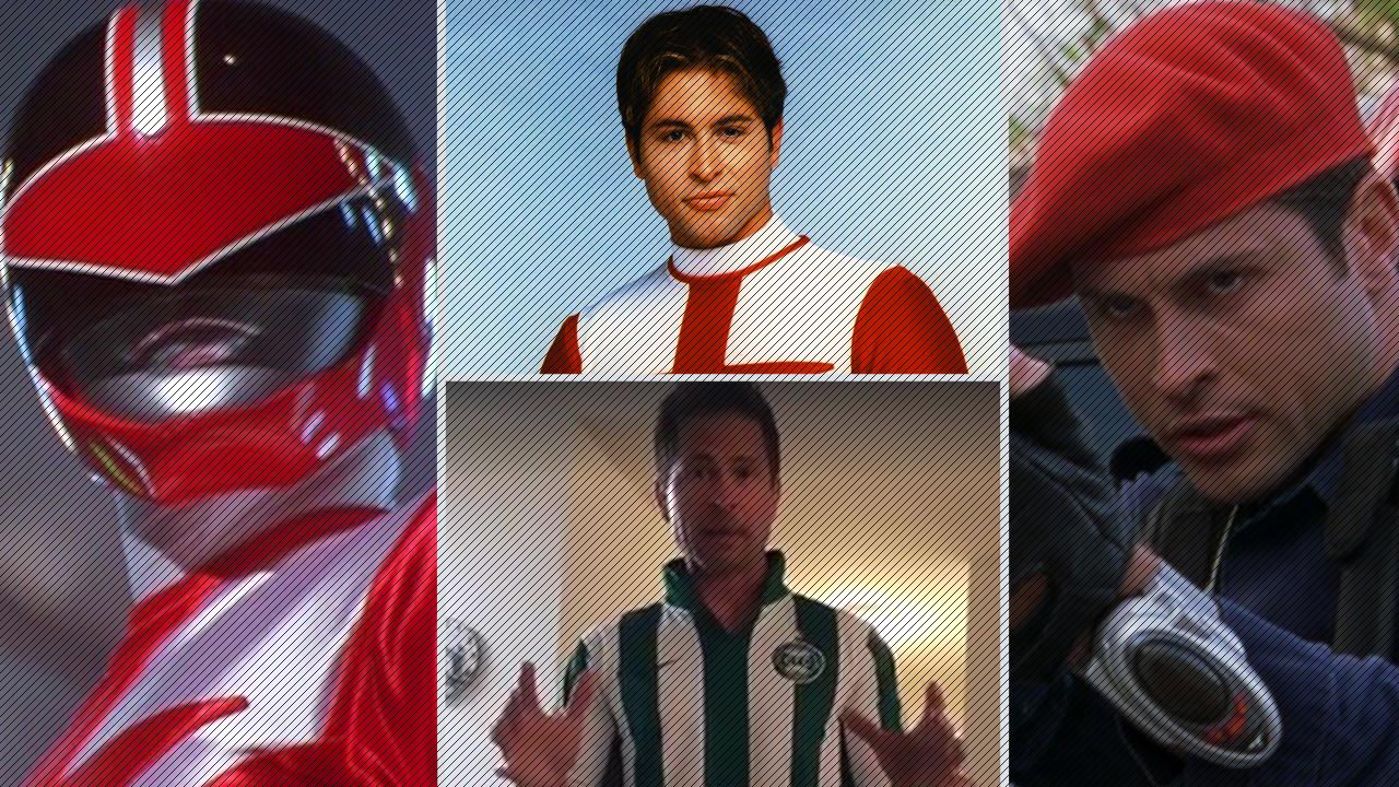 Power Ranger Vermelho estará em Curitiba!
