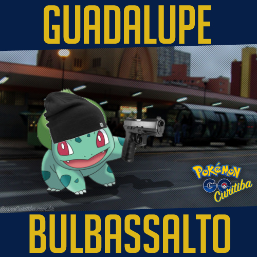 Jovem cai no lago do Barigui ao capturar Pokemon