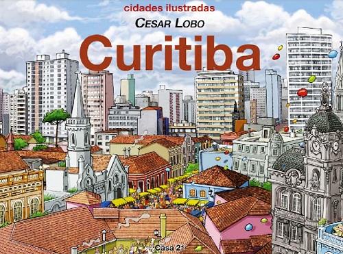Curitiba em desenho