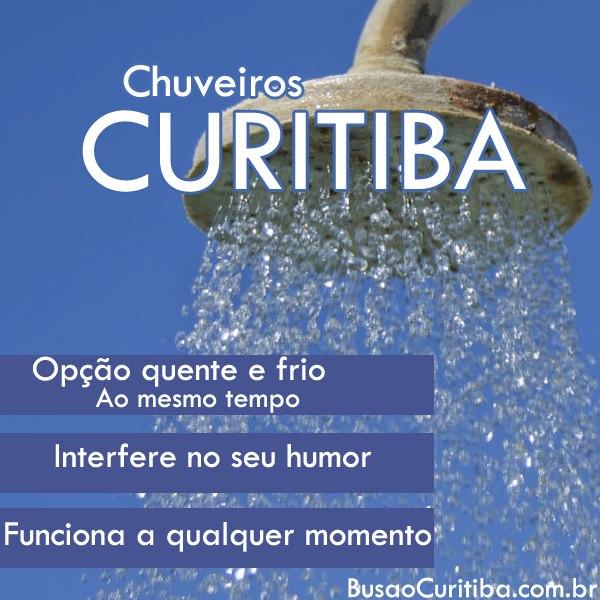 Chuveiros Curitiba