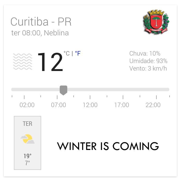 Game of Thrones - Curitiba Edition
