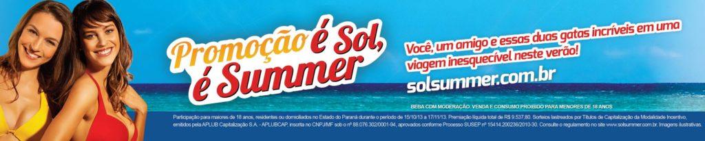 Promoção É Sol, é Summer