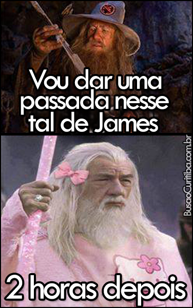 Esse tal de James