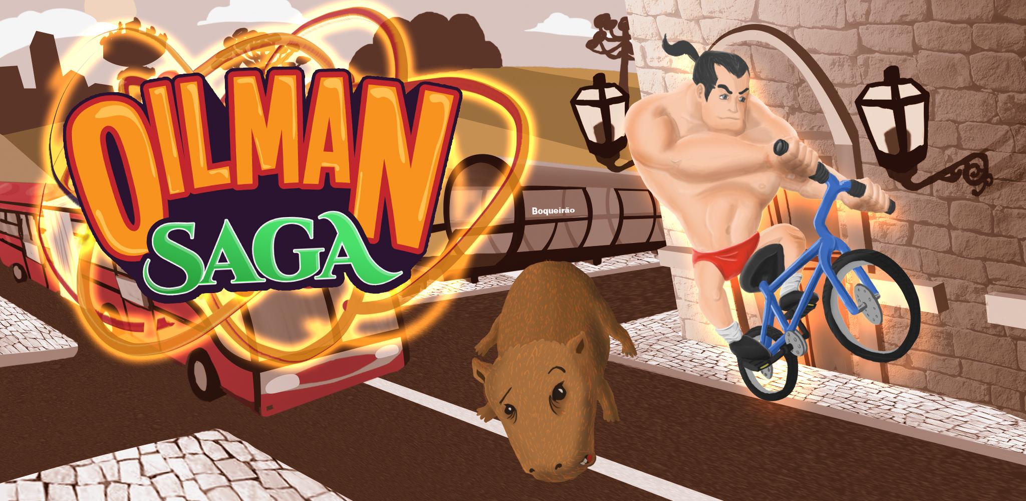 Oilman Saga - Game