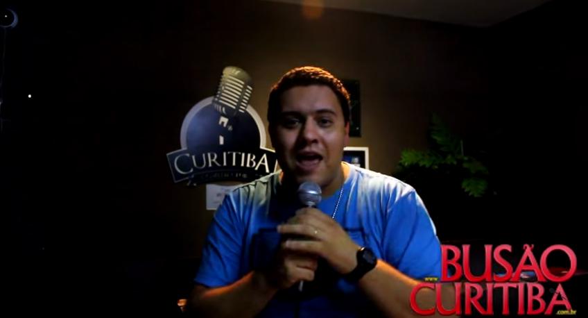5 anos de Busão Curitiba