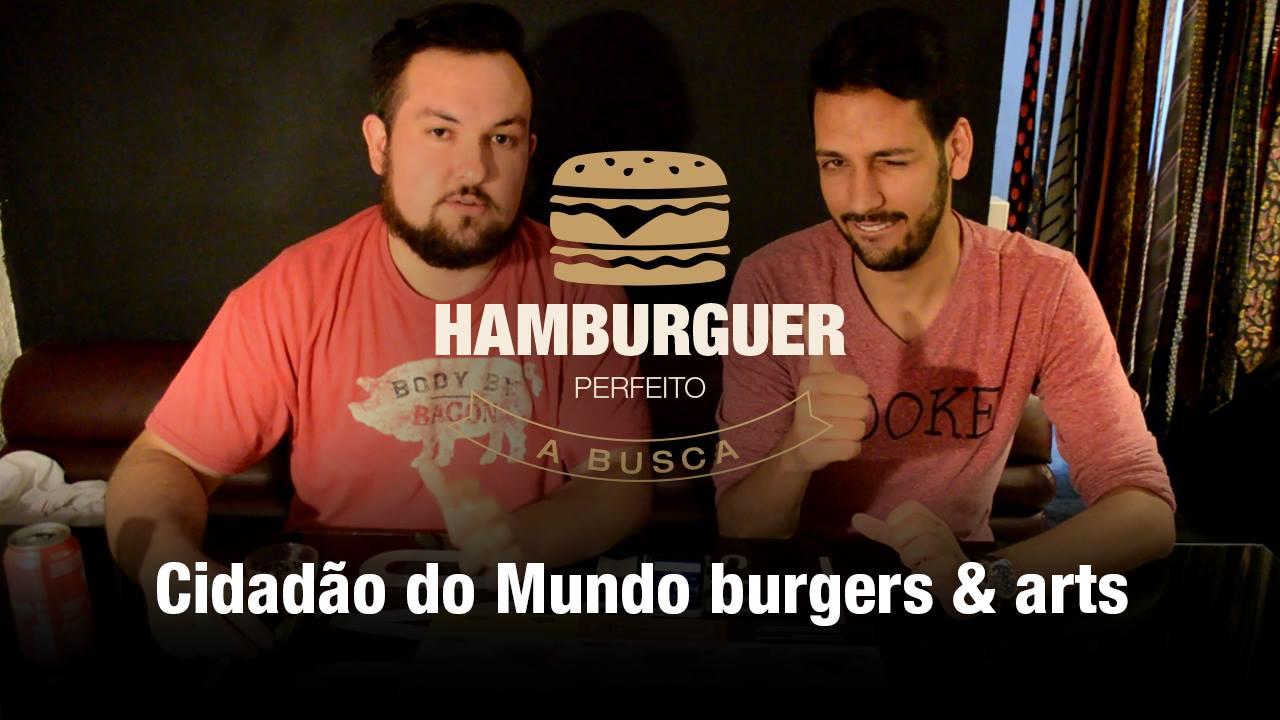Hambúrguer Perfeito - A Busca - Cidadão do Mundo #1