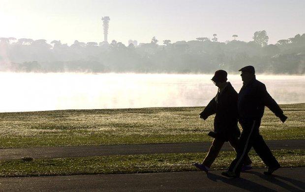 Amanhã será o dia mais frio do ano em Curitiba