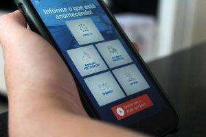 Botão do Pânico em versão digital estará disponível para todo o estado no mês de julho.