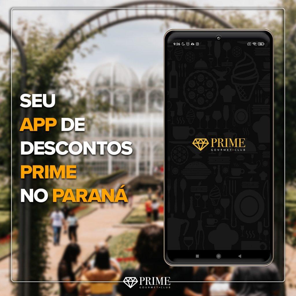 O Prime Gourmet oferece descontos para passeios, gastronomia e hotelaria em Curitiba e região💛😎